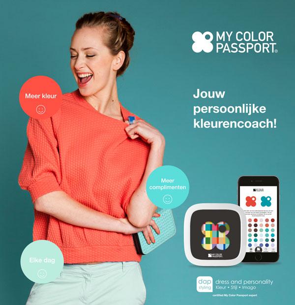 My Color Passport Optiek